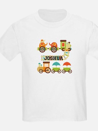 Personalized Train T-Shirt
