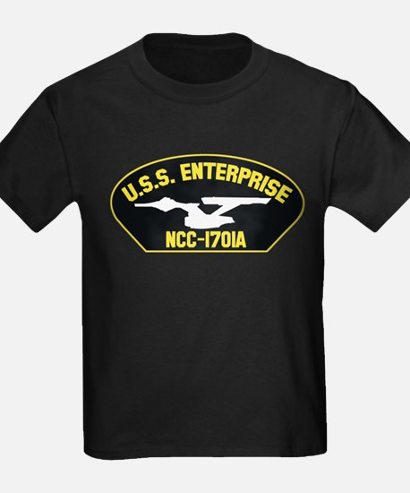 TOS Movie Patch T-Shirt