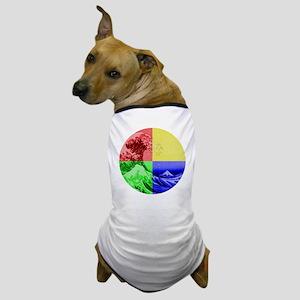 The Great Wave off Kanagawa (17) Dog T-Shirt