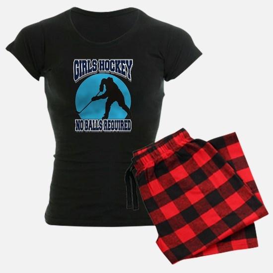 Girl's Hockey Pajamas