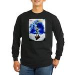 Namor Long Sleeve Dark T-Shirt