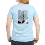 Namor Blue Women's Light T-Shirt