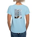 Namor Blue Women's Light T-Shirt