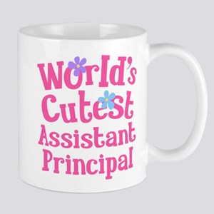 Worlds Cutest Assistant Principal Mug
