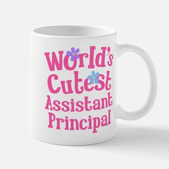 Worlds Cutest Assistant Principal Mug