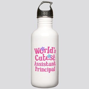 Worlds Cutest Assistant Principal Stainless Water