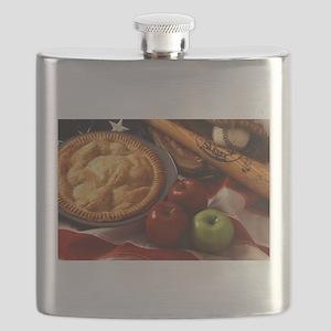 Apple Pie Flask