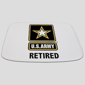 U.S. Army Retired Bathmat