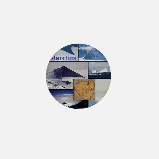Antartica Mini Button