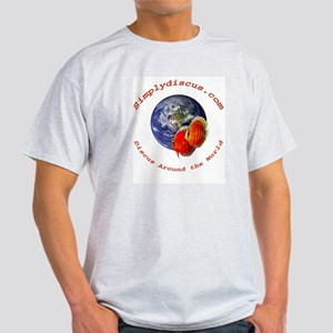 wild discus pr front T-Shirt