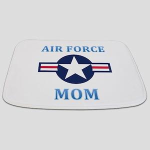 Air Force Mom Bathmat