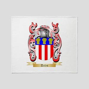 Dales Throw Blanket