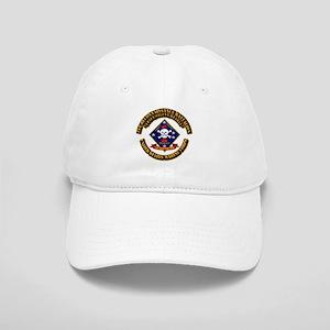 1st - Reconnaissance Bn With Text USMC Cap