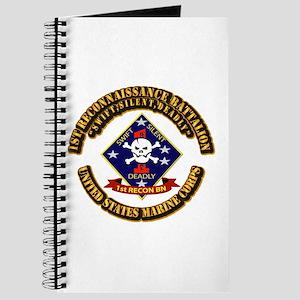 1st - Reconnaissance Bn With Text USMC Journal