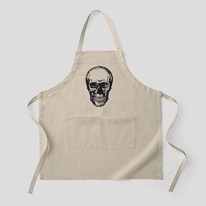 Skull Apron