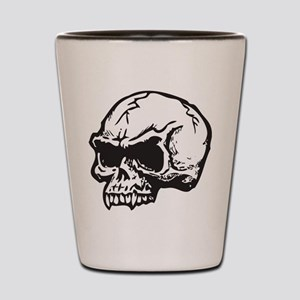 Vampire Skull Shot Glass