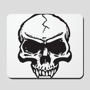 Vampire Skull Mousepad