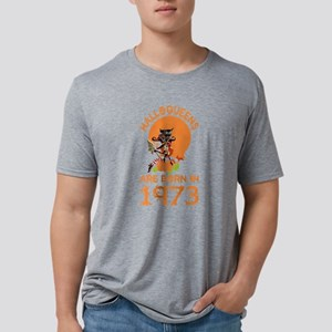 Halloqueens Are Born In 1973 Halloween T-Shirt
