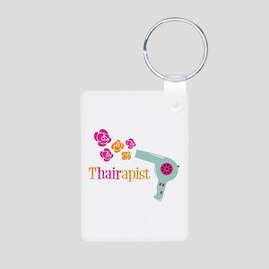 tHAIRapist Keychains