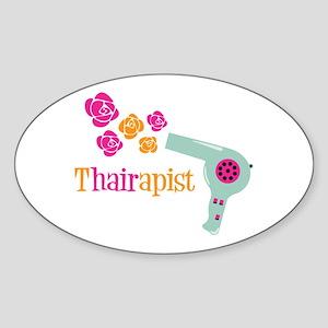 tHAIRapist Sticker