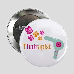 """tHAIRapist 2.25"""" Button"""