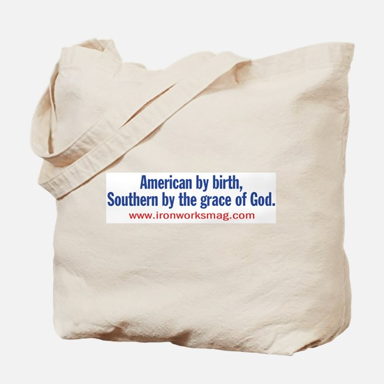 American by birth... Tote Bag