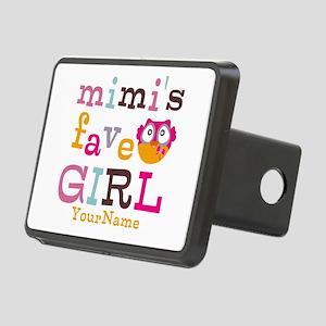 Mimis Favorite Girl - Personalized Rectangular Hit