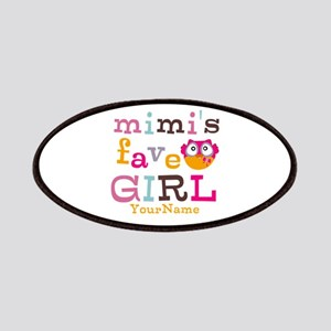 Mimis Favorite Girl - Personalized Patches