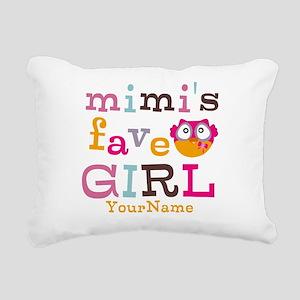 Mimis Favorite Girl - Personalized Rectangular Can
