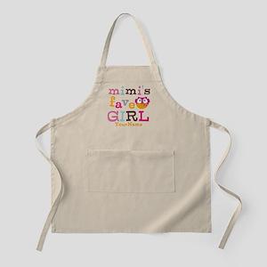 Mimis Favorite Girl - Personalized Apron