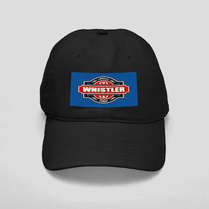 Whistler Old Label Black Cap