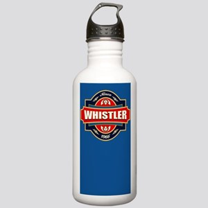 Whistler Old Label Stainless Water Bottle 1.0L
