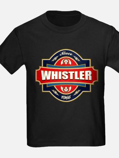 Whistler Old Label T