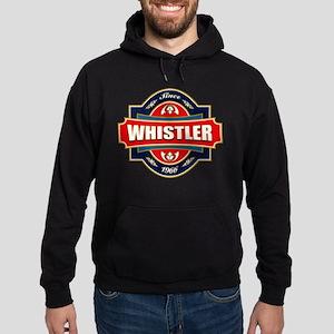 Whistler Old Label Hoodie (dark)