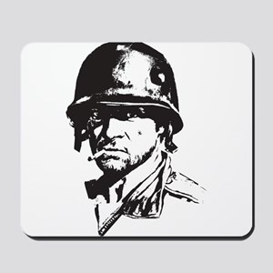 Soldier Mousepad