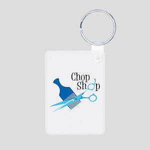 Chop Shop Keychains