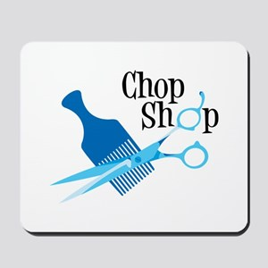 Chop Shop Mousepad