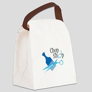 Chop Shop Canvas Lunch Bag