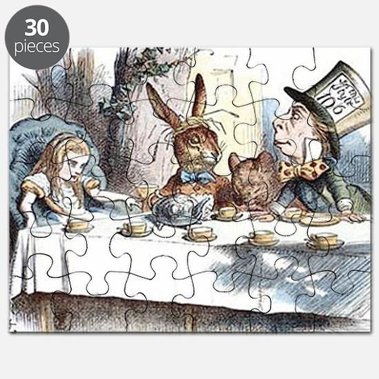 Alice in Wonderland Tea Party Puzzle