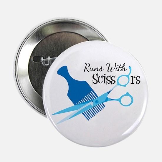 """Runs with Scissors 2.25"""" Button"""