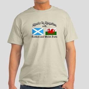 Scottish-Welsh Light T-Shirt
