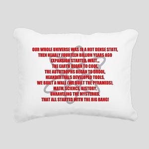 BBT1 Rectangular Canvas Pillow