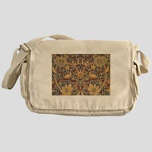 Vintage Morris Tapestry Messenger Bag