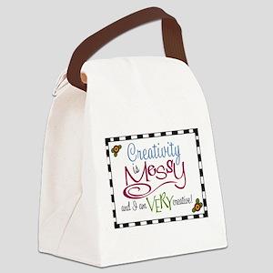 Creativity Canvas Lunch Bag