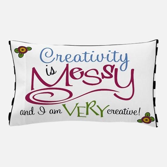 Creativity Pillow Case
