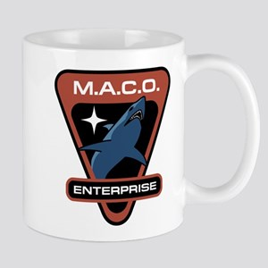ENTERPRISE Shark 11 oz Ceramic Mug