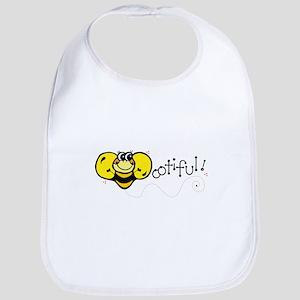 Bee-ootiful (Beautiful) Design Bib