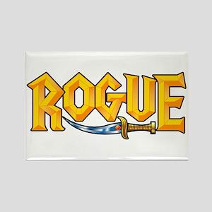 Rogue @ eShirtLabs.Com Rectangle Magnet