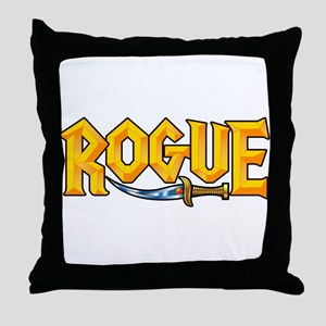 Rogue @ eShirtLabs.Com Throw Pillow