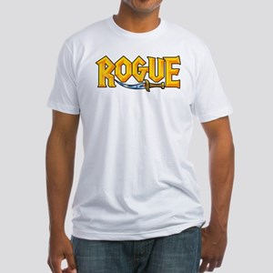 Rogue @ eShirtLabs.Com Fitted T-Shirt